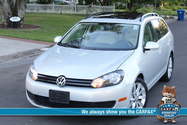2011 Volkswagen JETTA TDI 1-OWNER 79K MLS SPORT WAGON SERVICE RECORDS