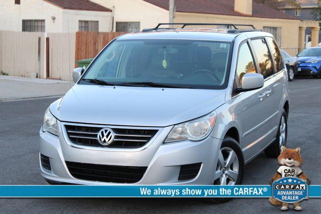 2011 Volkswagen ROUTAN SE LEATHER ALLOY WHEELS SERVICE RECORDS