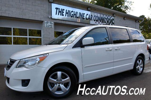 2011 Volkswagen Routan SEL Premium Waterbury, Connecticut