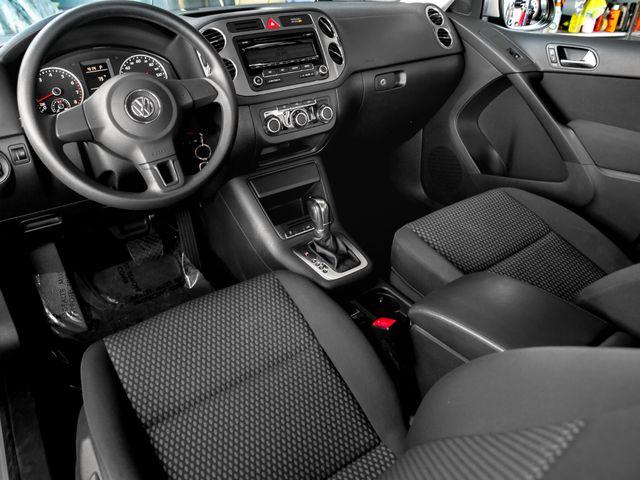 2011 Volkswagen Tiguan S Burbank, CA 9