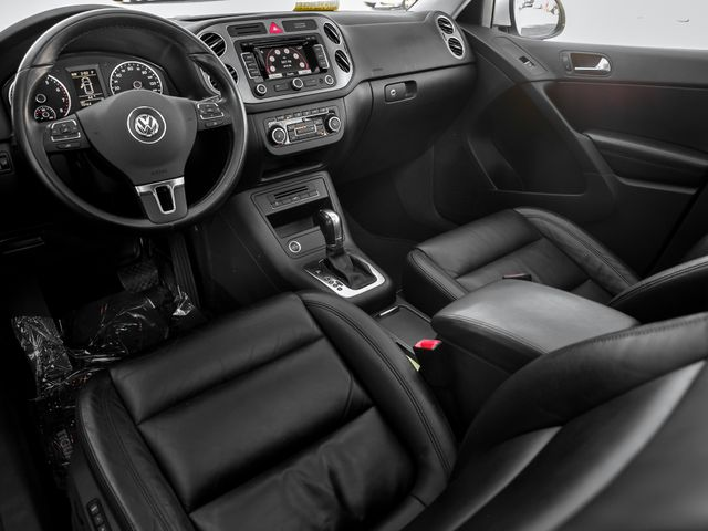 2011 Volkswagen Tiguan SEL 4Motion Burbank, CA 11