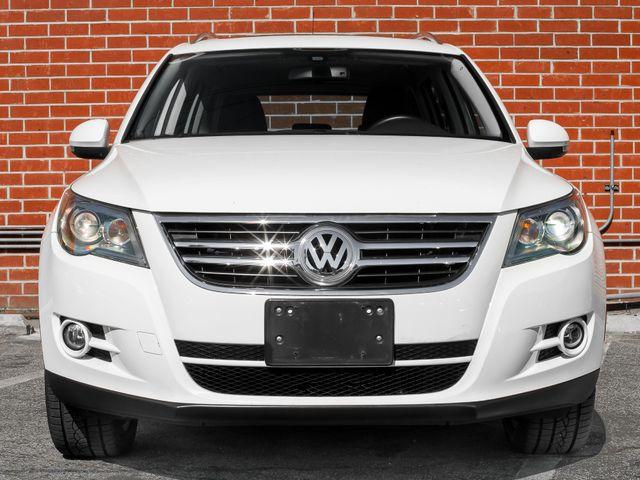 2011 Volkswagen Tiguan SEL 4Motion Burbank, CA 2
