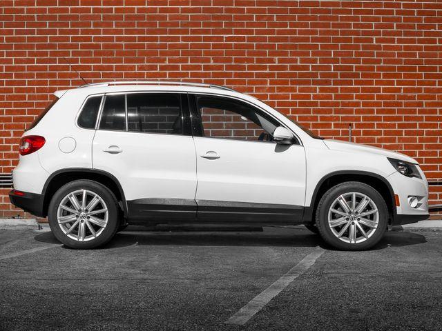 2011 Volkswagen Tiguan SEL 4Motion Burbank, CA 4