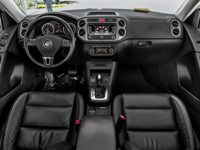 2011 Volkswagen Tiguan SEL 4Motion Burbank, CA 8