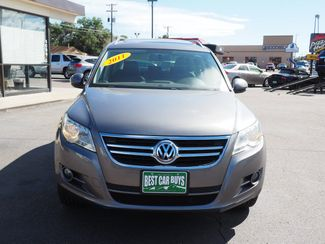 2011 Volkswagen Tiguan SE 4Motion wSunroof & Navi Englewood, CO 1