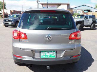2011 Volkswagen Tiguan SE 4Motion wSunroof & Navi Englewood, CO 6