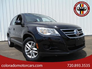 2011 Volkswagen Tiguan S 4Motion in Englewood, CO 80110