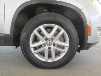 2011 Volkswagen Tiguan S Gardena, California 14