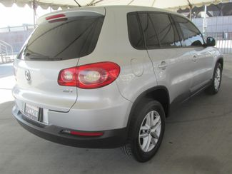2011 Volkswagen Tiguan S Gardena, California 2