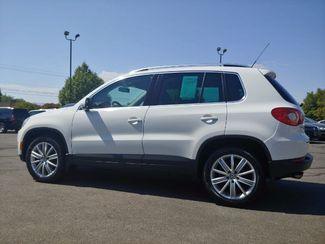 2011 Volkswagen Tiguan SE 4Motion wSunroof & Navi LINDON, UT 3