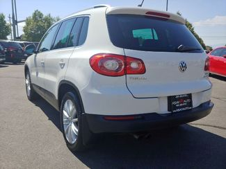 2011 Volkswagen Tiguan SE 4Motion wSunroof & Navi LINDON, UT 5