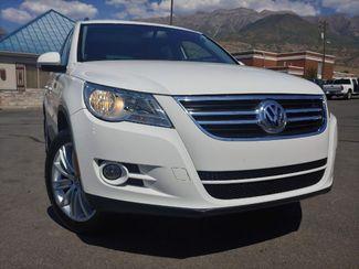 2011 Volkswagen Tiguan SE 4Motion wSunroof & Navi LINDON, UT 6