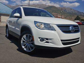 2011 Volkswagen Tiguan SE 4Motion wSunroof & Navi LINDON, UT 7
