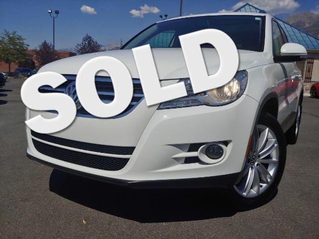 2011 Volkswagen Tiguan SE 4Motion wSunroof & Navi LINDON, UT