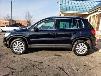 2011 Volkswagen Tiguan SE 4Motion LINDON, UT 6