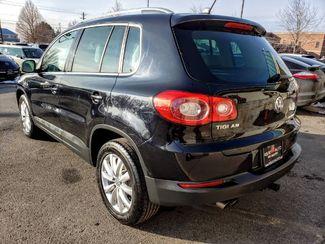 2011 Volkswagen Tiguan SE 4Motion LINDON, UT 8