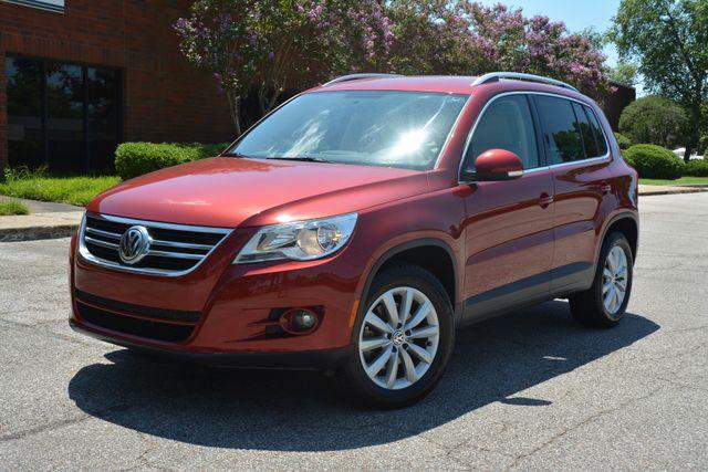 2011 Volkswagen Tiguan SE in Memphis Tennessee, 38128
