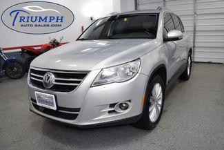 2011 Volkswagen Tiguan SE 4Motion wSunroof &38; Navi in Memphis, TN 38128