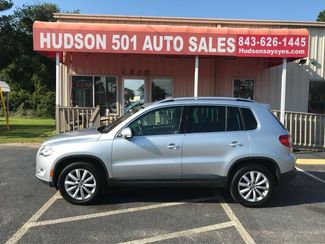 2011 Volkswagen Tiguan in Myrtle Beach South Carolina