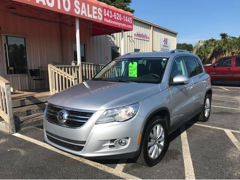 2011 Volkswagen Tiguan SE | Myrtle Beach, South Carolina | Hudson Auto Sales in Myrtle Beach, South Carolina