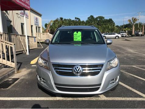 2011 Volkswagen Tiguan SE | Myrtle Beach, South Carolina | Hudson Auto Sales in Myrtle Beach, South Carolina