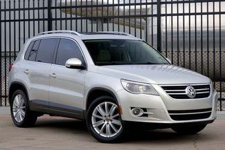 2011 Volkswagen Tiguan SEL w/Premium Navi* Pano Roof*  | Plano, TX | Carrick's Autos in Plano TX