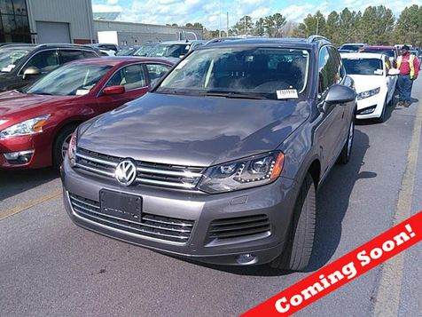 2011 Volkswagen Touareg Lux in Akron, OH