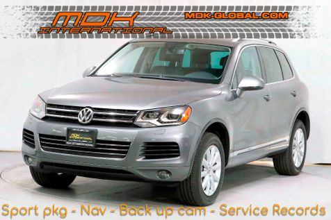 2011 Volkswagen Touareg Sport - 4WD - Nav - Back up cam - Service Records in Los Angeles