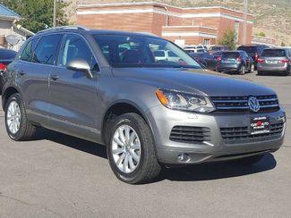 2011 Volkswagen Touareg Sport LINDON, UT 4