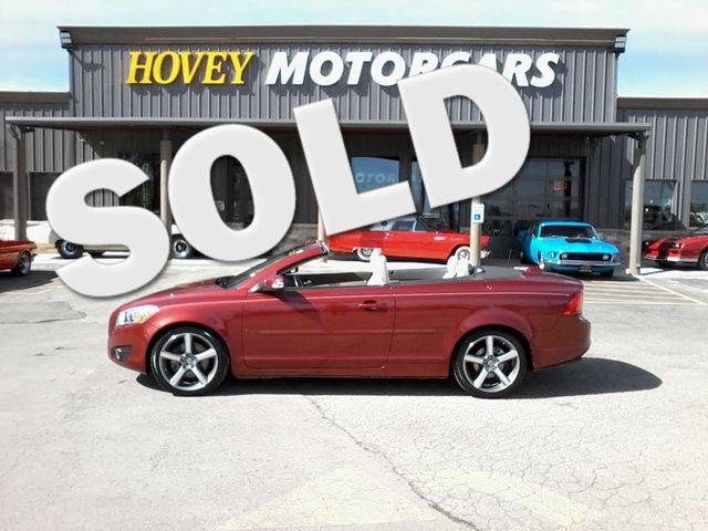 2011 Volvo C70 retractable convertible Boerne, Texas 0