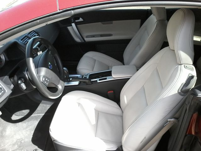 2011 Volvo C70 retractable convertible Boerne, Texas 15