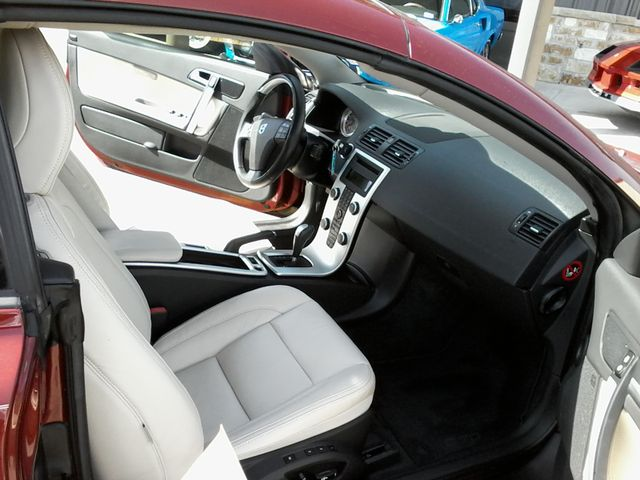 2011 Volvo C70 retractable convertible Boerne, Texas 17
