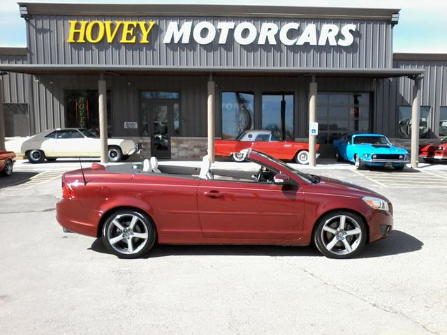 2011 Volvo C70 retractable convertible Boerne, Texas 5