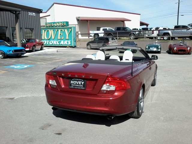2011 Volvo C70 retractable convertible Boerne, Texas 7