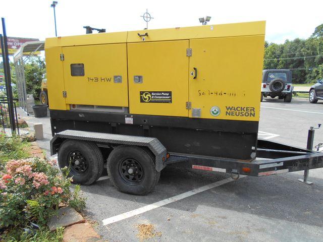 2011 Wacker Neuson G180 Genset 143kw in Conroe, TX 77385