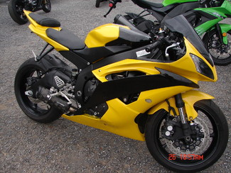 2011 Yamaha R6 Spartanburg, South Carolina