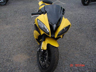2011 Yamaha R6 Spartanburg, South Carolina 1
