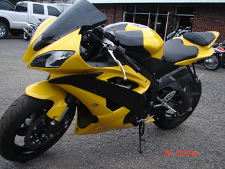 2011 Yamaha R6 Spartanburg, South Carolina 2