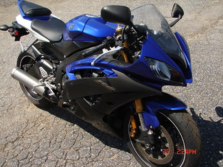 2011 Yamaha R6V Spartanburg, South Carolina