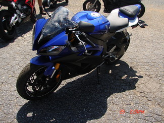 2011 Yamaha R6V Spartanburg, South Carolina 1