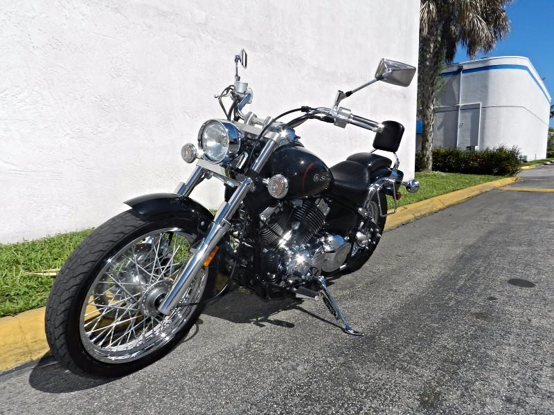 2011 Yamaha VSTAR 650 CUSTOM XVS65ABC V-Star XVS650 VSTAR650 30 DAY COMPLIMENTARY WARRANTY  city Florida  MC Cycles  in Hollywood, Florida