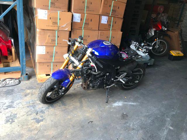 2011 Yamaha YZF R6 Spartanburg, South Carolina