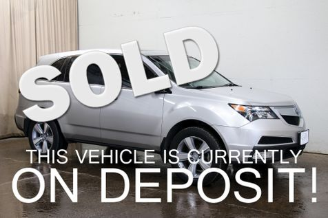 2012 Acura MDX AWD Luxury SUV with 3rd Row Seats, Technology Pkg, Navigation, Heated Seats and Moonroof in Eau Claire