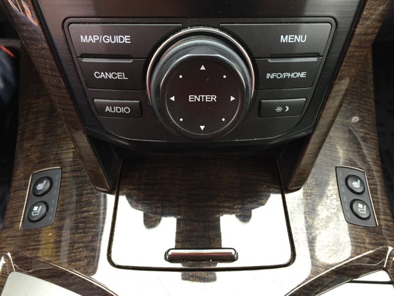 2012 Acura MDX Advance Pkg  Brownsville TX  English Motors  in Brownsville, TX