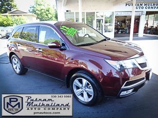 2012 Acura MDX Tech Pkg in Chico, CA 95928