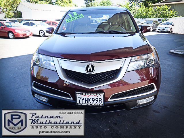 2012 Acura MDX Tech Pkg Chico, CA 1