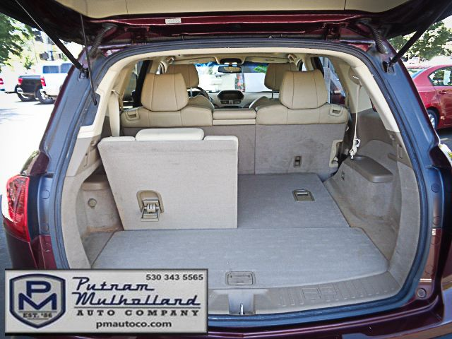 2012 Acura MDX Tech Pkg Chico, CA 10