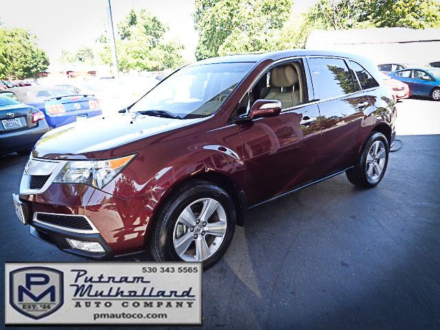 2012 Acura MDX Tech Pkg Chico, CA 2