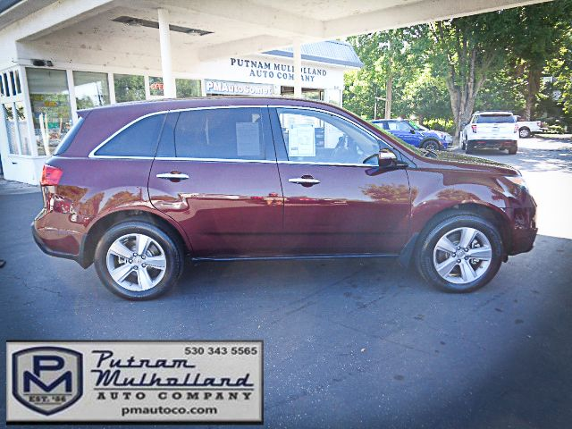 2012 Acura MDX Tech Pkg Chico, CA 7