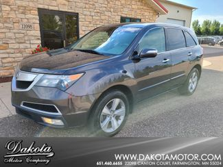 2012 Acura MDX Tech/Entertainment Pkg Farmington, MN
